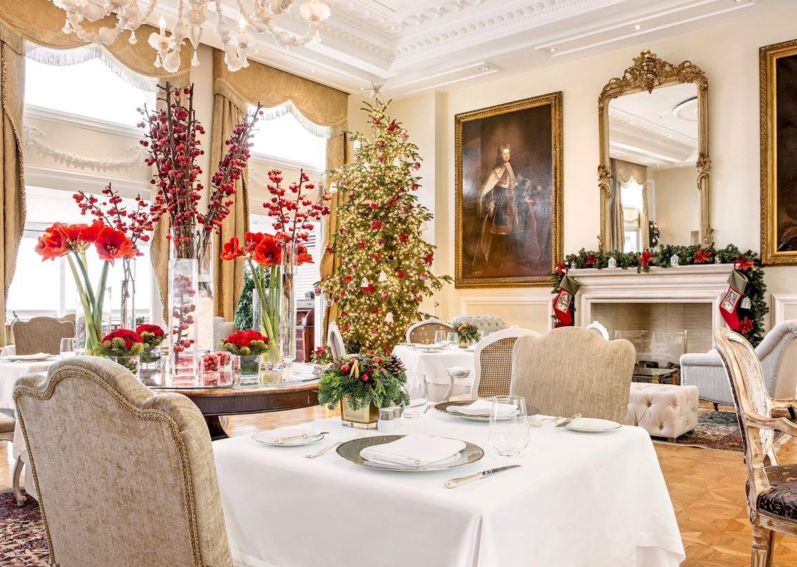Tudor Hall Christmas 2019